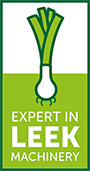 Expert in leek machinery, prei